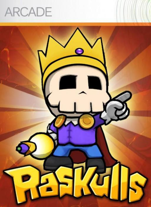 Raskulls Box Art