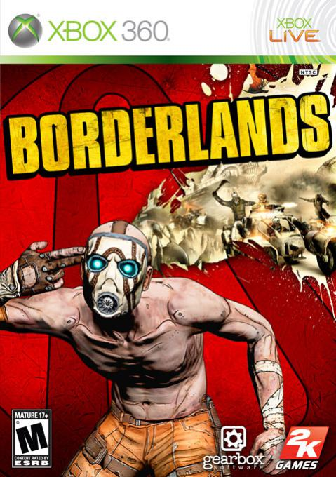 2009 12 09 borderlands 360 review