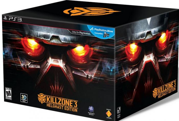 killzone 3 helghast edition