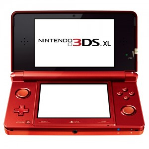 3DS XL vulcano red 300x300