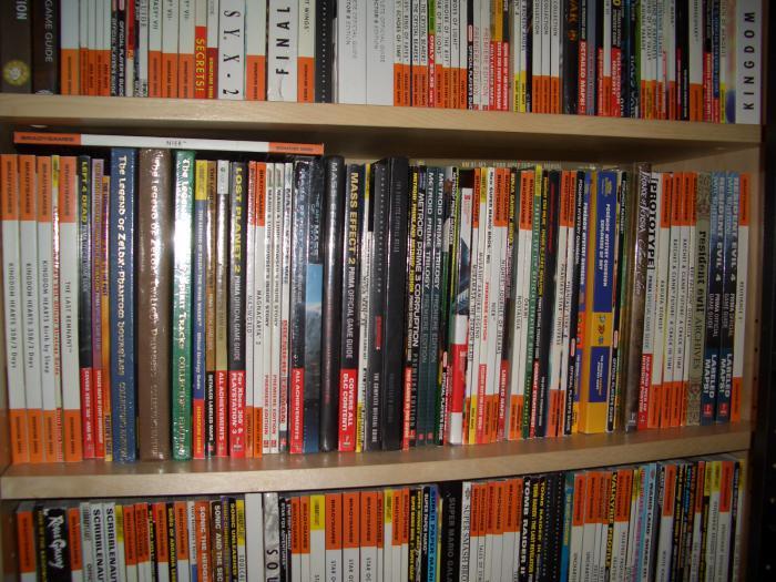 guides 3rd shelf