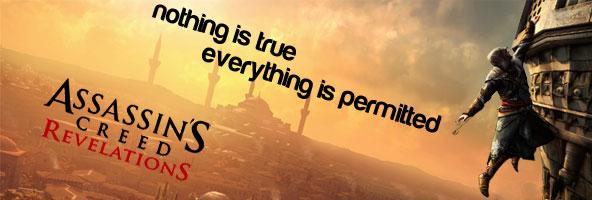 Assassins Creed: Revelations Signature