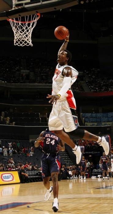gerald wallace fast break dunk