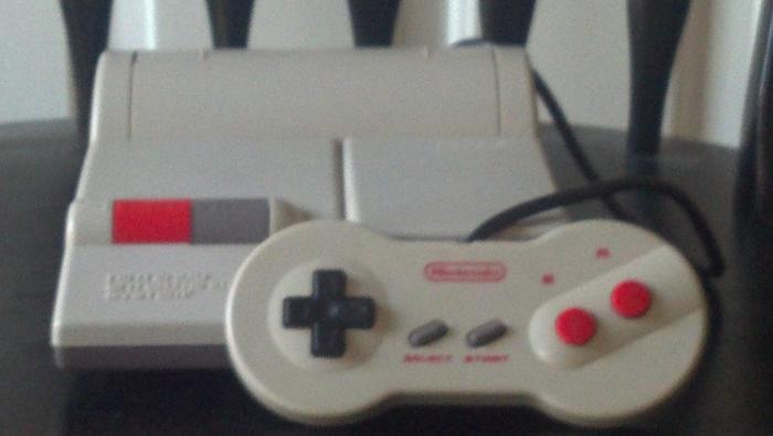 NES Toploader