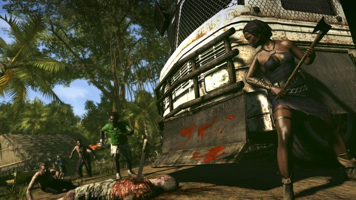 deadisland riptide all all screenshot 032 behind the bus