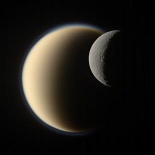 Titan Rhea
