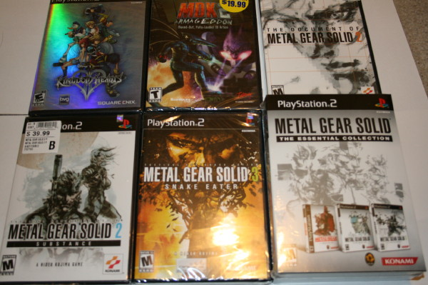 Shrink wrap collection PS2 #2