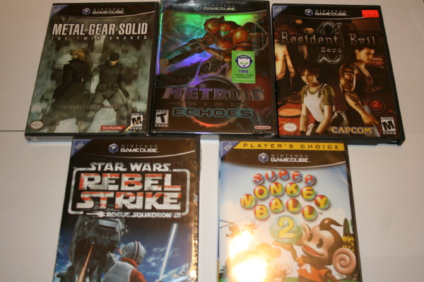 Shrink wrap collection GCN #2