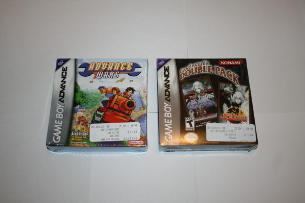 Shrink wrap collection GBA
