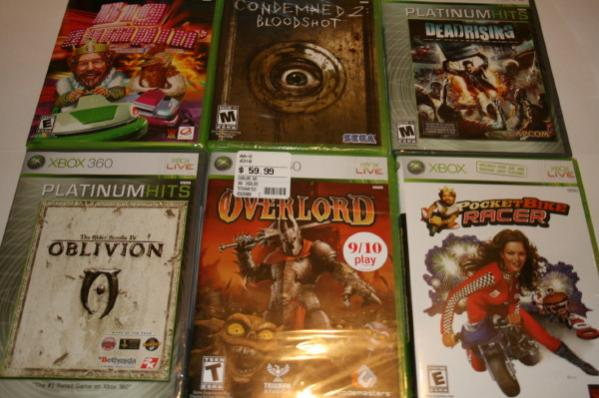 Shrink wrap collection X360 #1