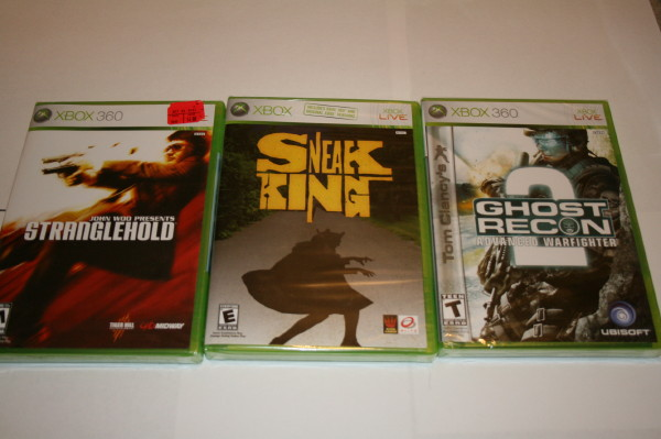 Shrink wrap collection X360 #2