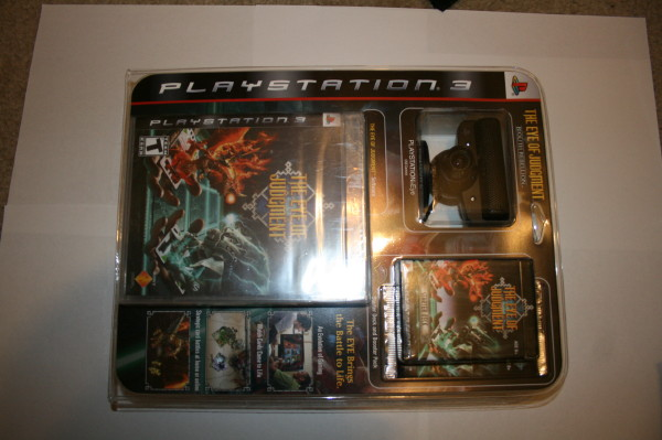 Shrink wrap collection PS3 #1