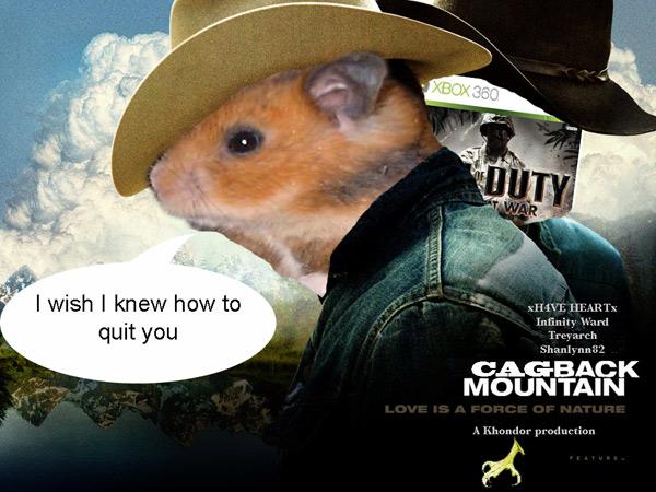 CAGback Mountain