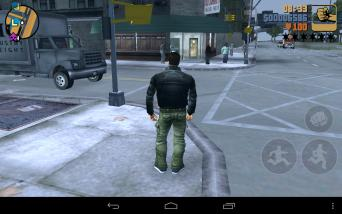 Grand Theft Auto III on Android