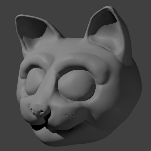 Cheshire Render Kittie