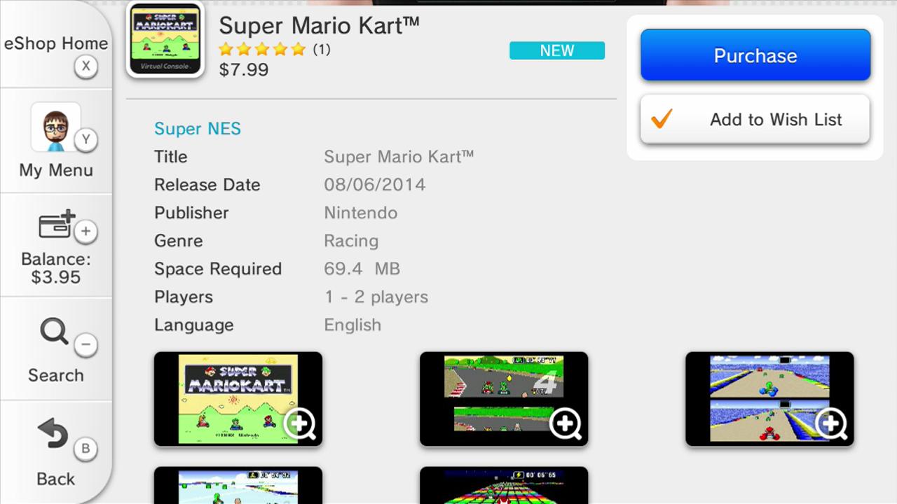 SMK Wii U
