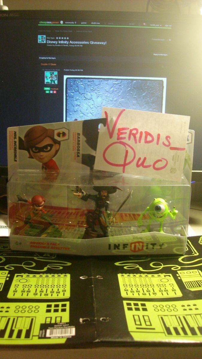 Veridis_Quo's DI