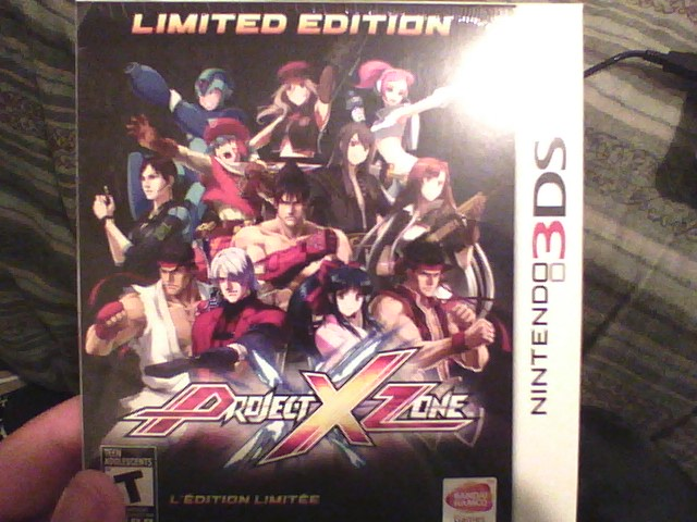 Project X Zone! Limited Edition