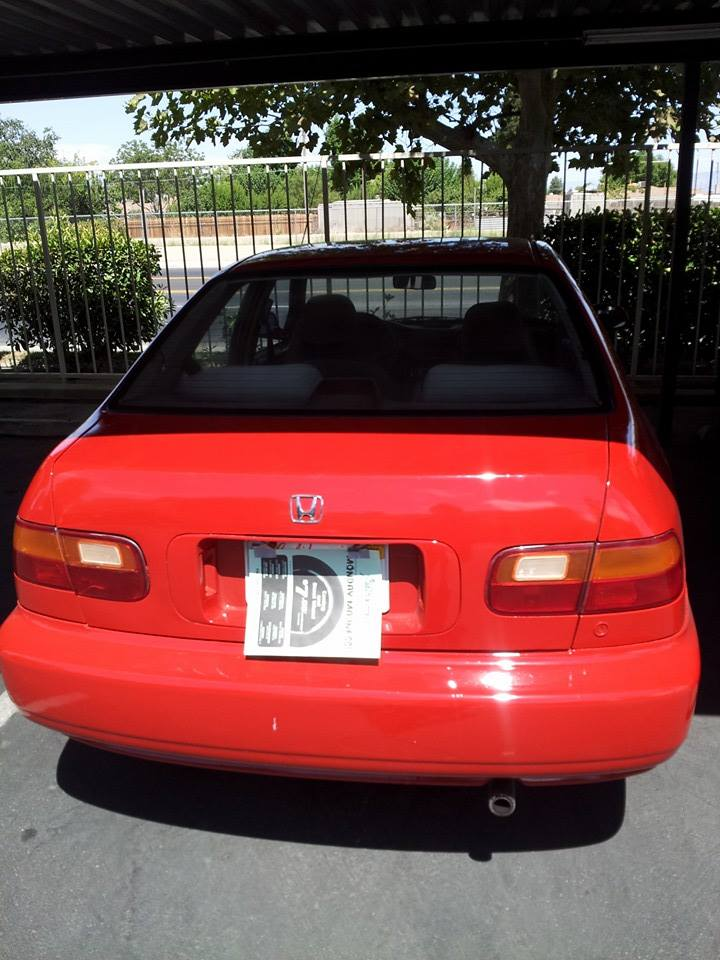 1992 Honda Civic (2)