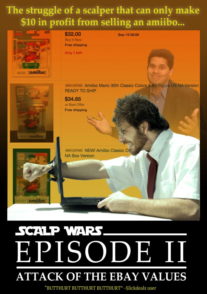 Scalp Wars Episode II