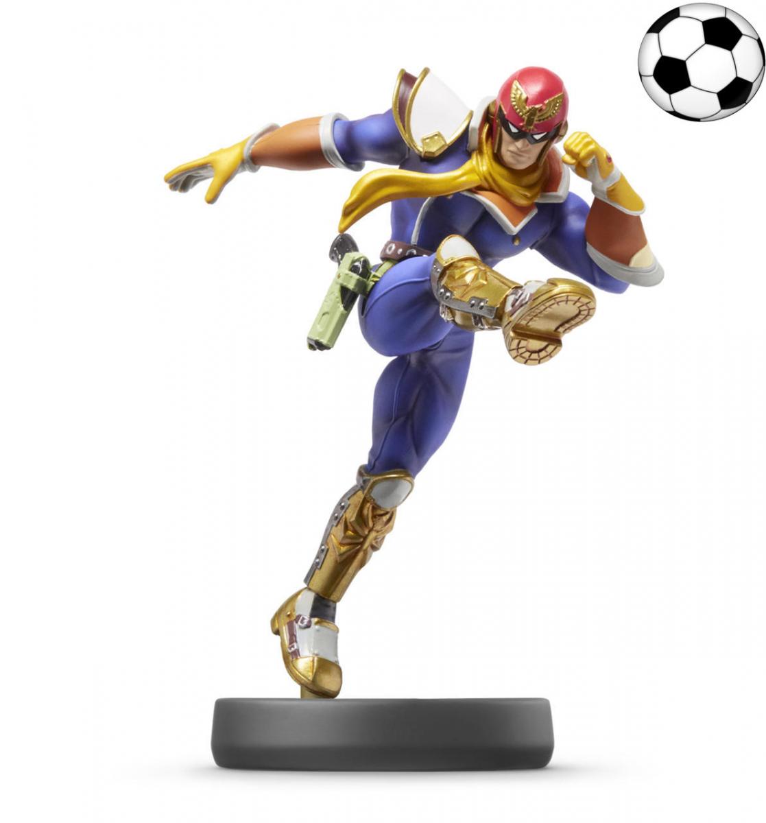 Captain Falcon Soccer