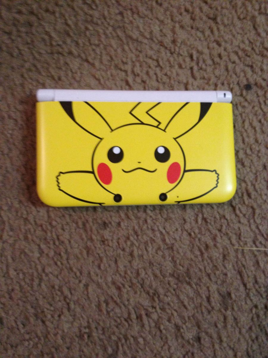 pikachu front