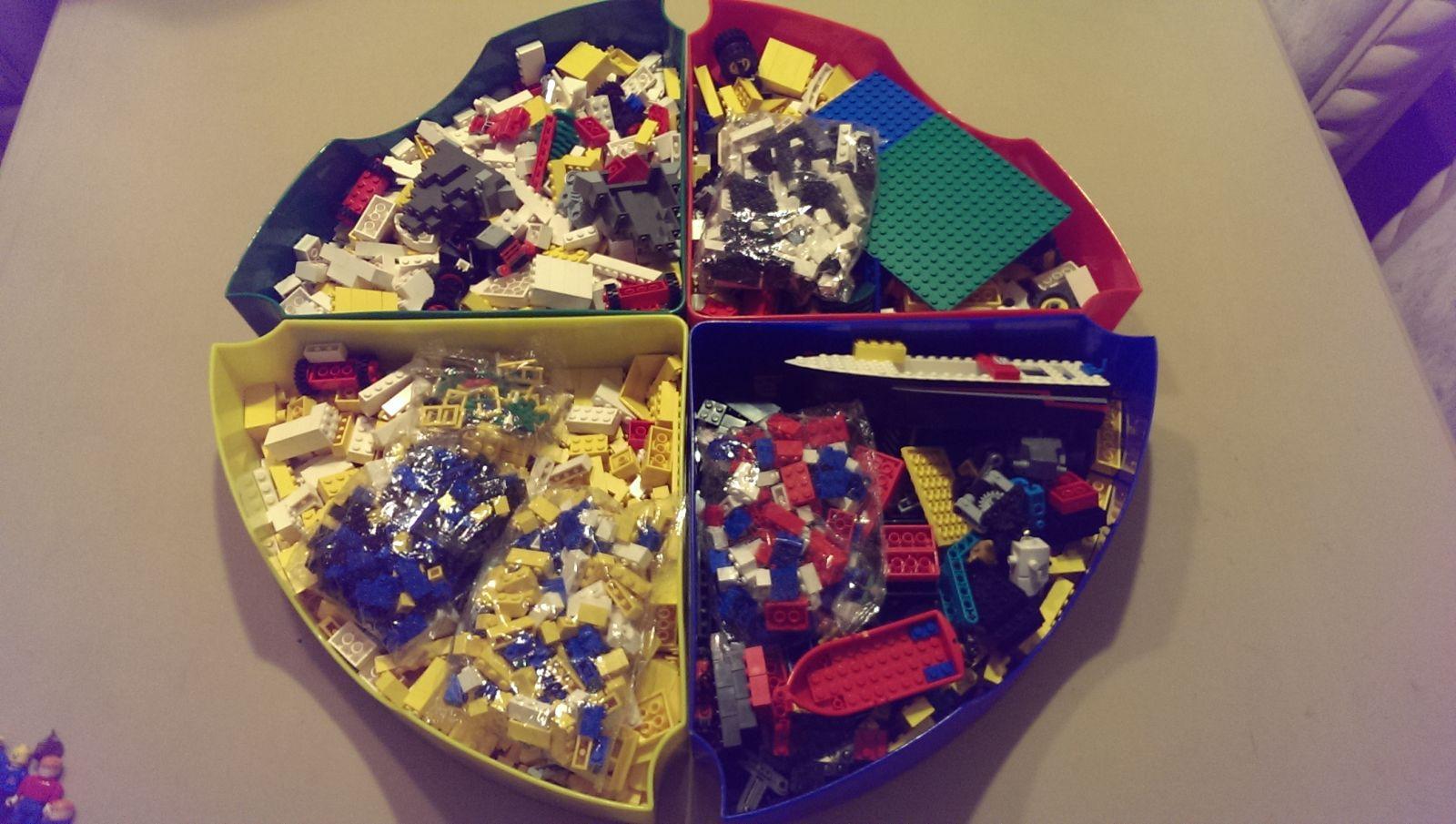 Lego Lot Bricks 6/17