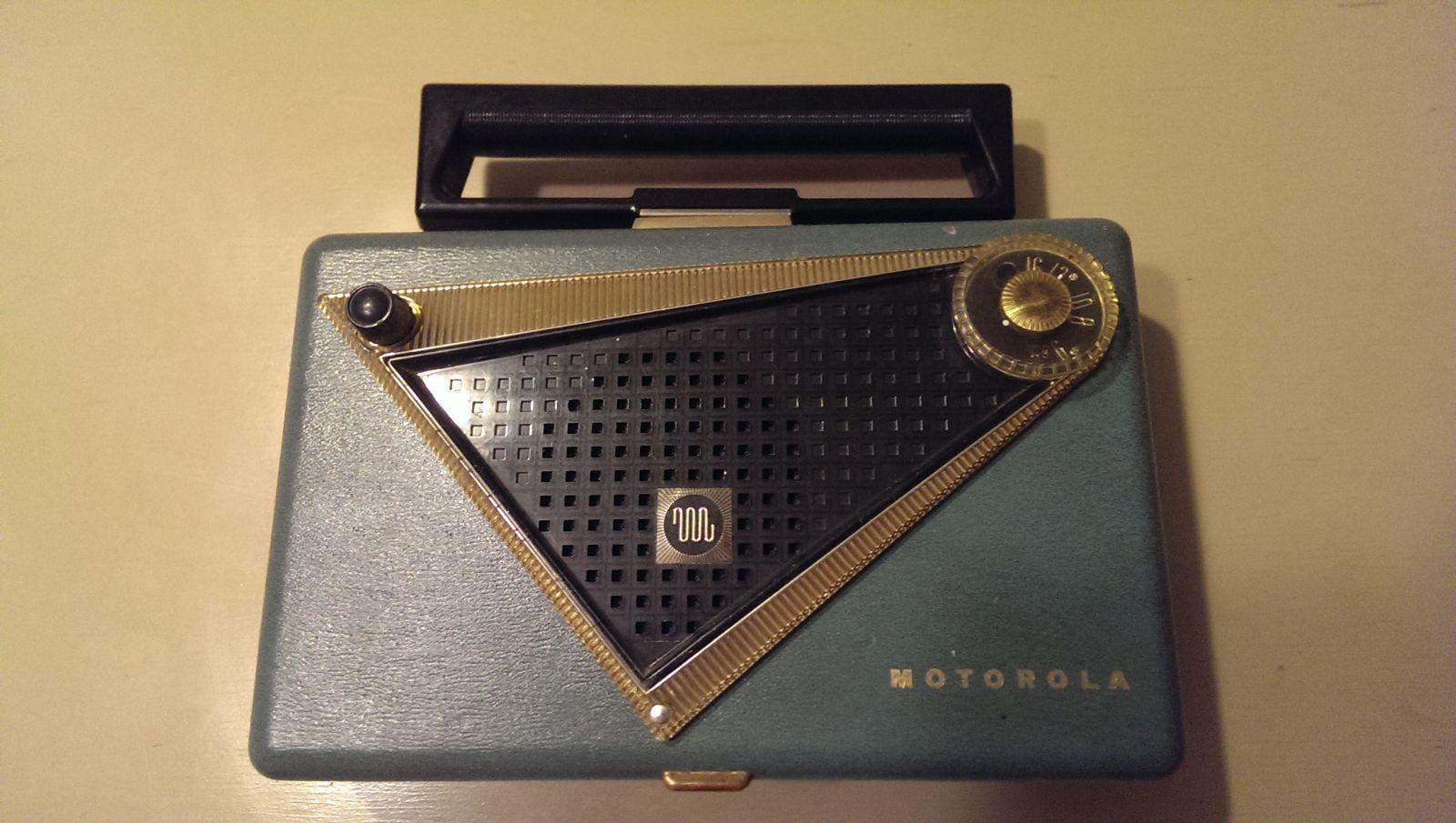 1950's Motorola Portable Radio