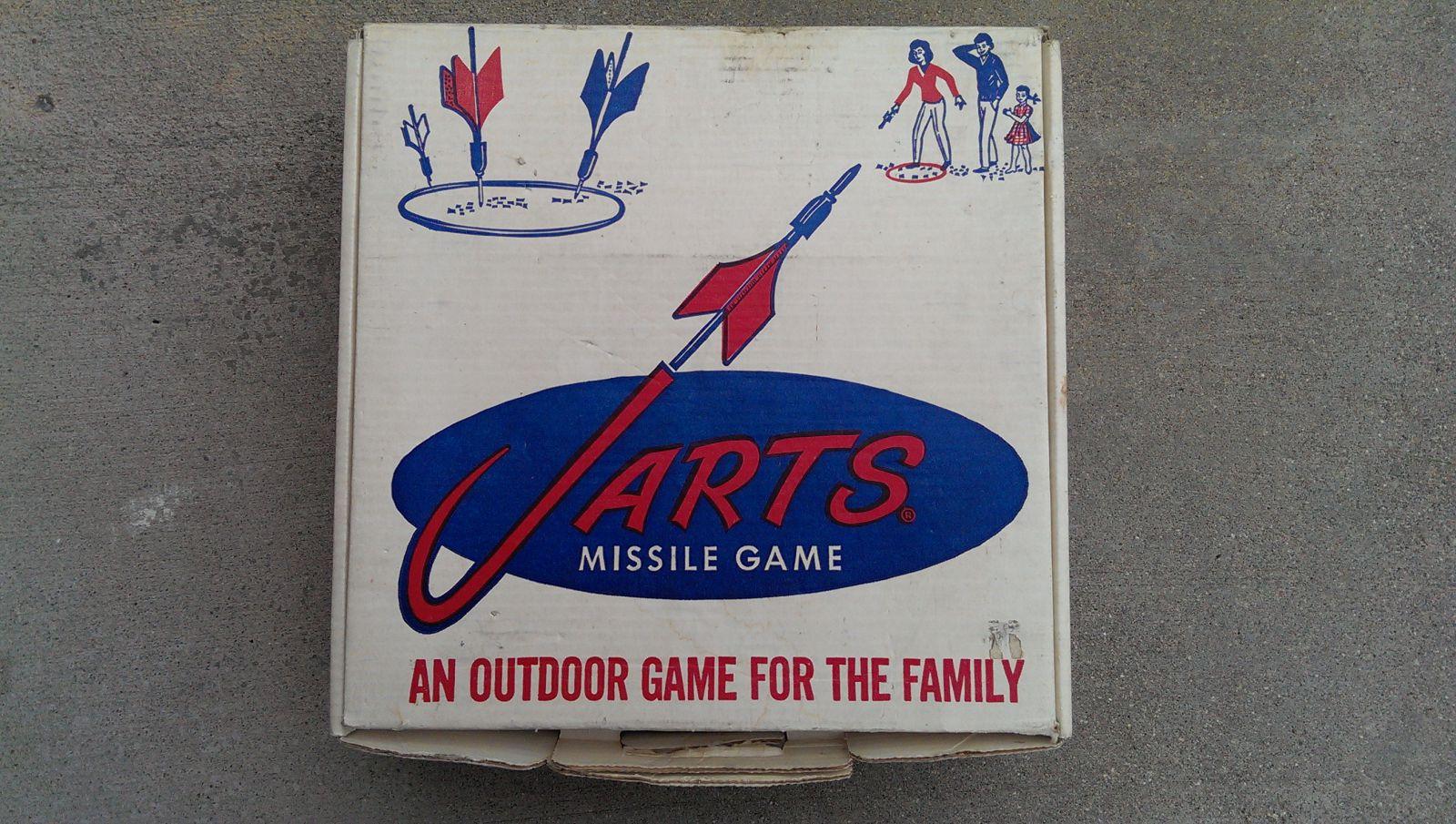 Jarts Box