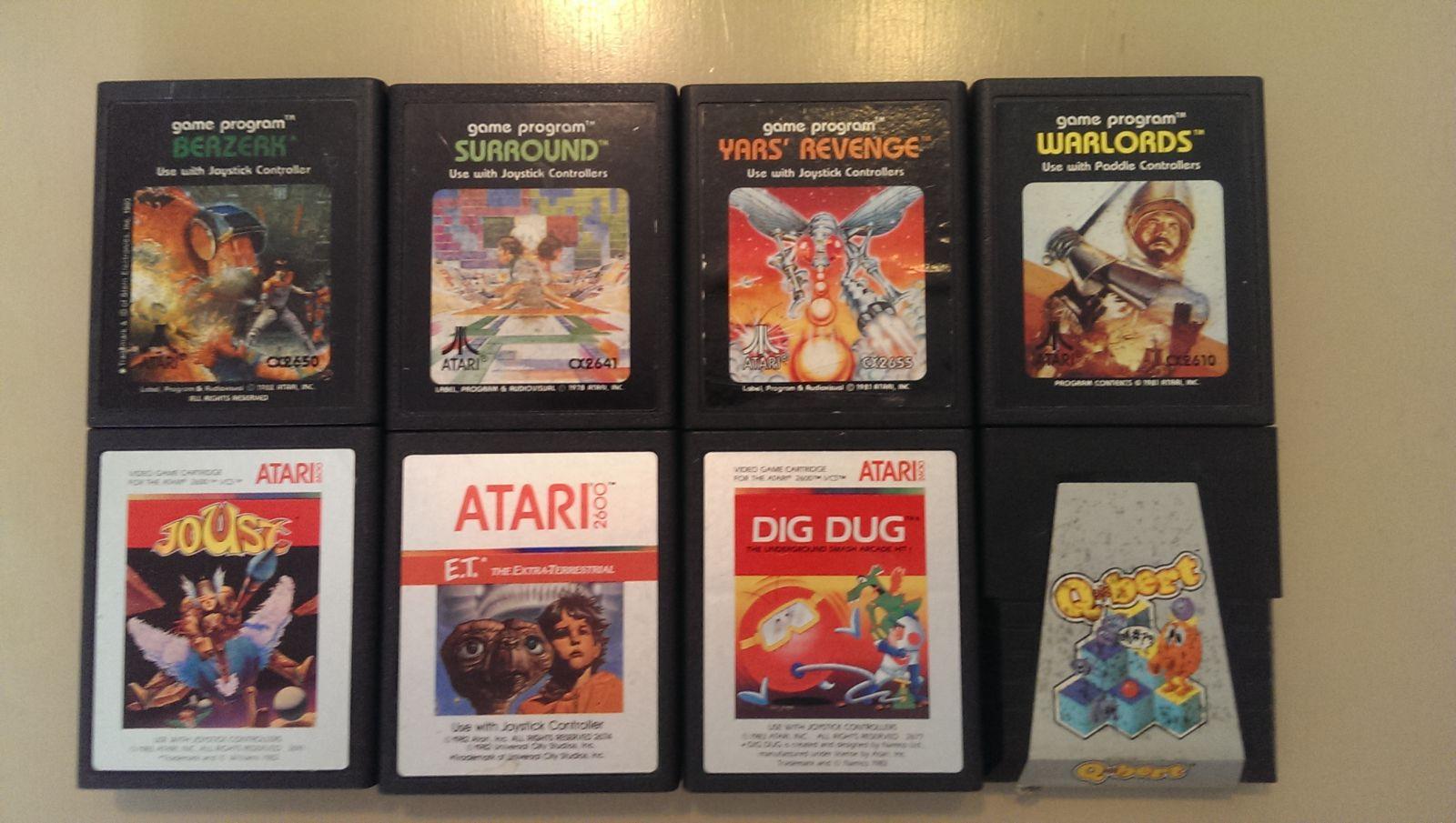 Atari lot 6/6