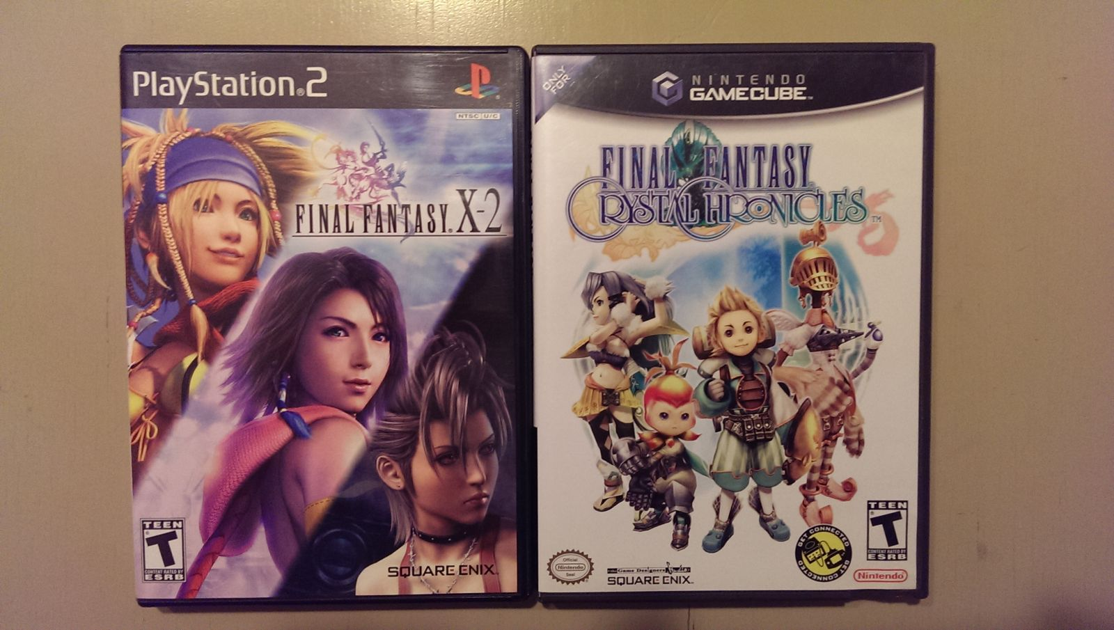 7/23 Final Fantasy Double Find