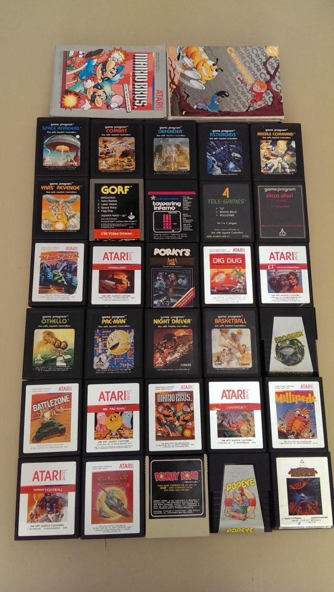 Atari Lot 6/20/14