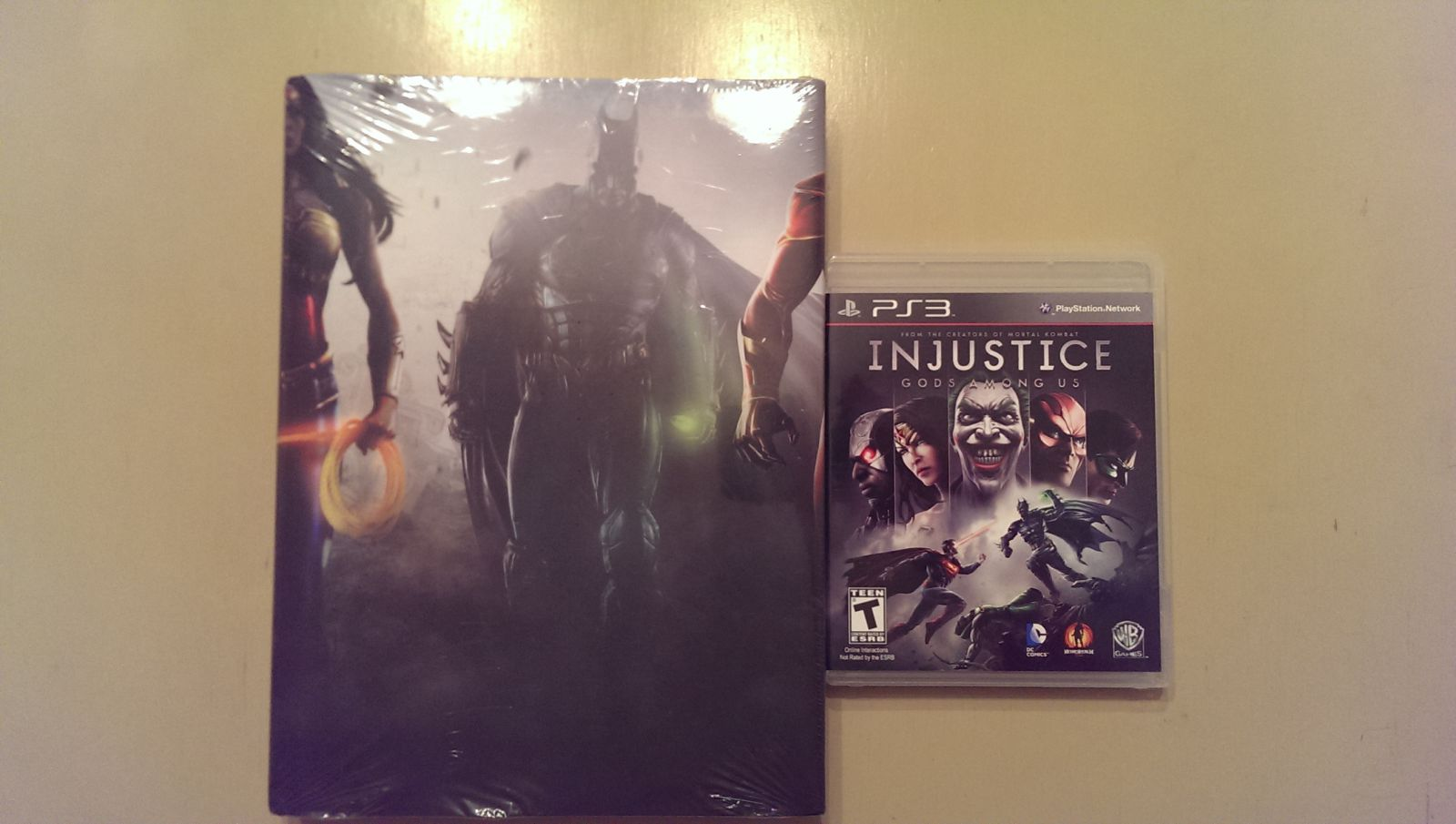 Injustice Gamefly October