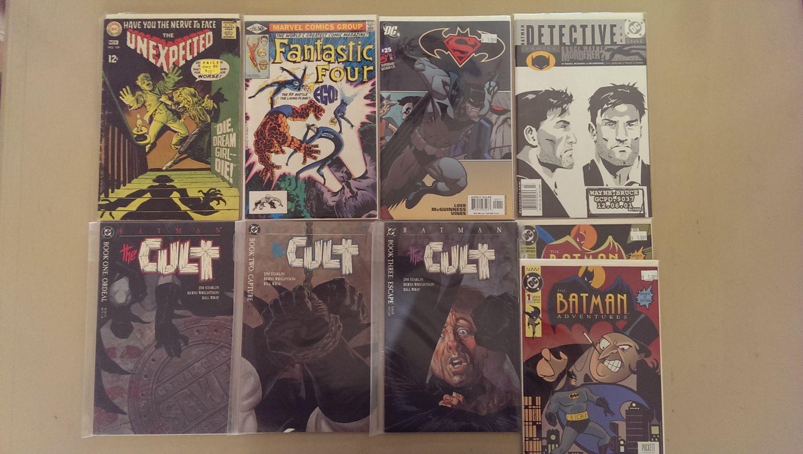 Comic Lot 3
