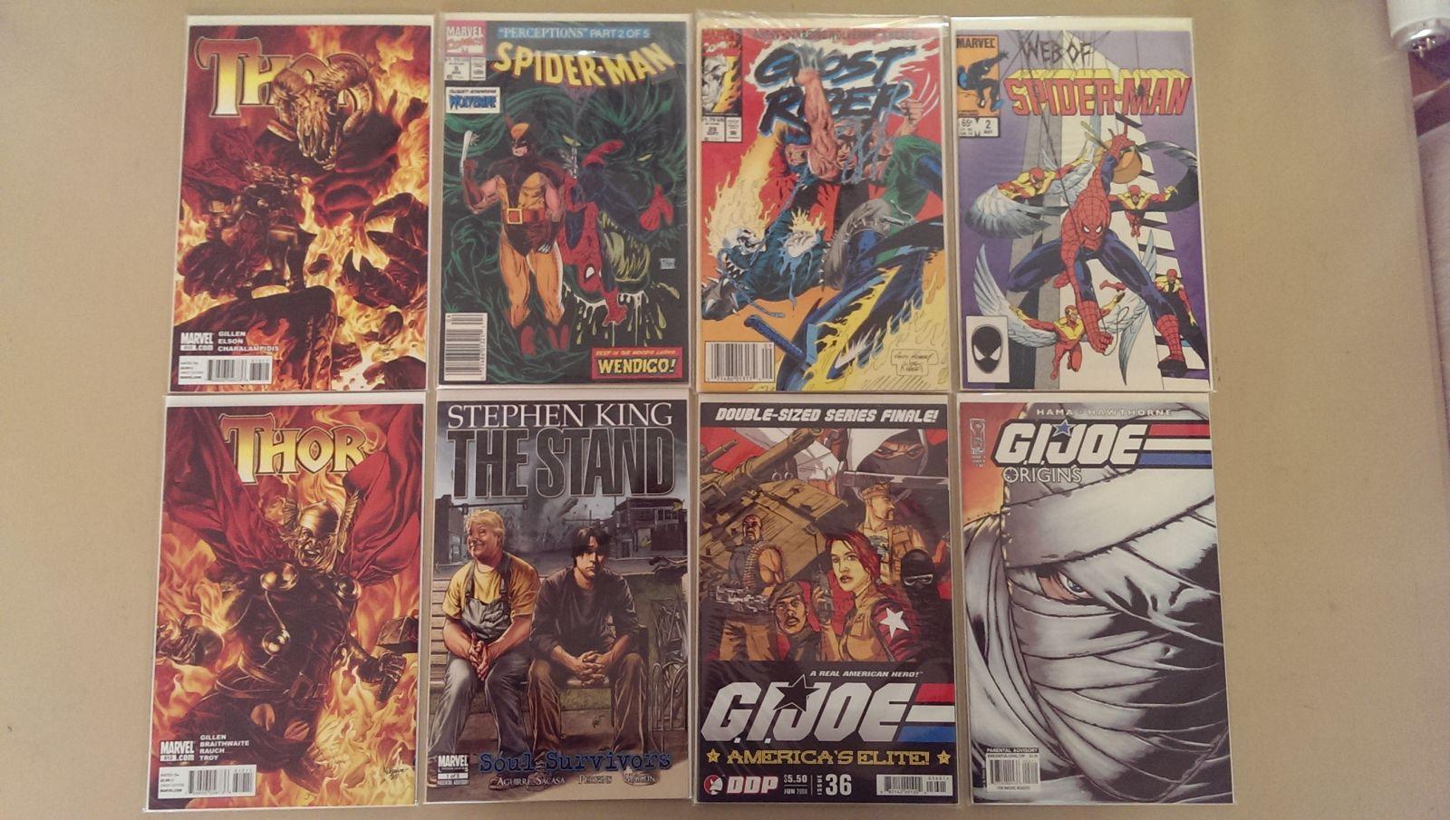 Comic Lot 1