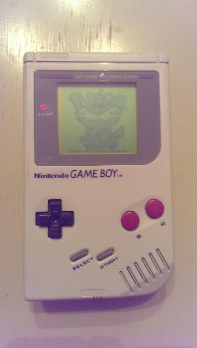 Gameboy 1/22