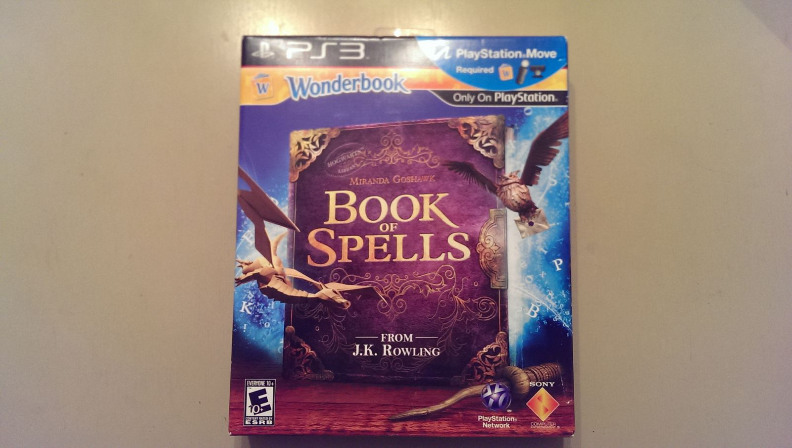 Book of Spells $4.99