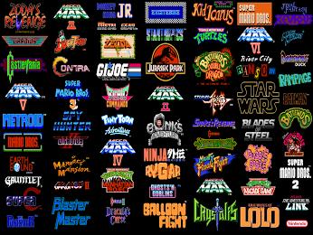 Retro Nintendo NES