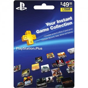 sony playstation plus 12 month subscription card For Ps Ps3 Psp playstation 3 And 4 code emailed