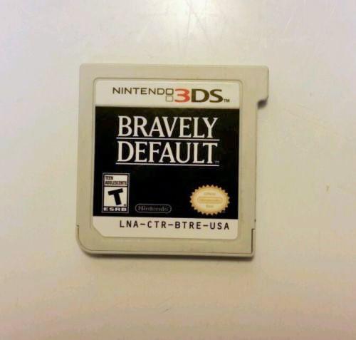 bravely default cart