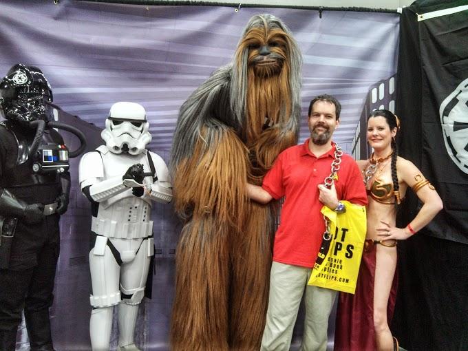 Comic Con Pic