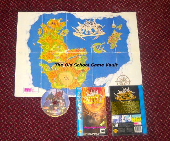 Vay for Sega CD