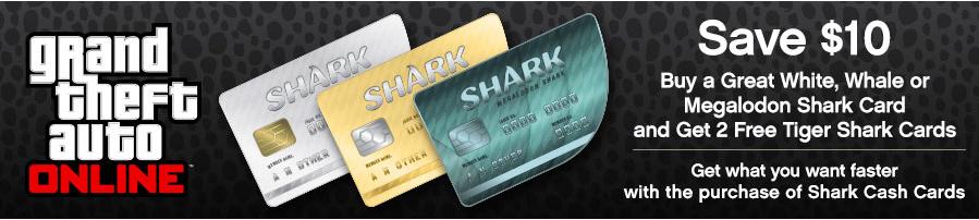 gta 5 shark cards ps4 gamestop