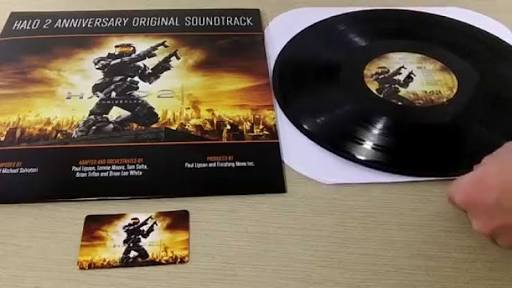 Looking for Halo 2 anniversary ost lp version - Deal