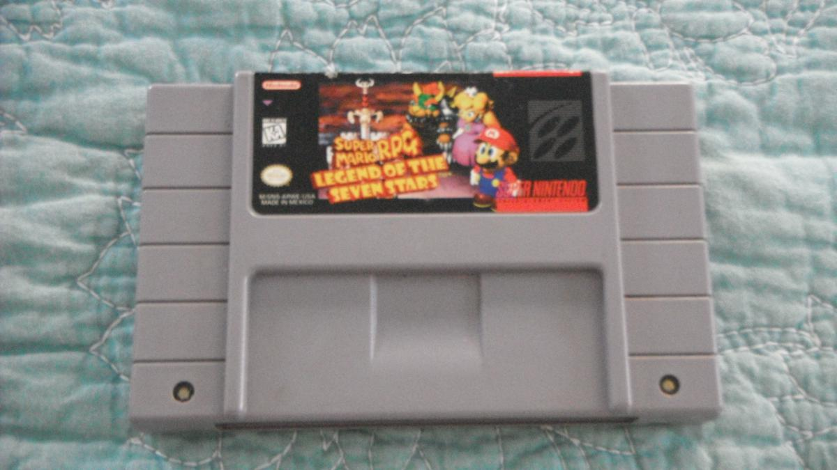 Have: Super Mario RPG (Cart only, Tested, works fine! W