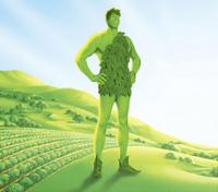 The Green Giant's Photo