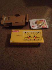 pikachu Box