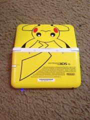 pikachu back